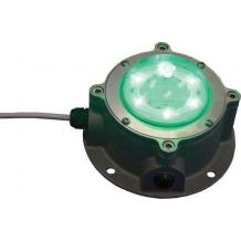 HDL103 - Ex emb LED Helideck/Obstruction/Bulkhead Luminaire IP66/67 T5 Gas & Dust